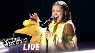 "Alicja Szemplińska - ""Wicked Game"" - Live - The Voice of Poland 10"