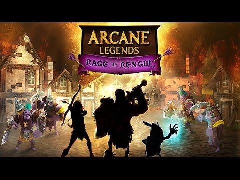 Arcane Legends - [SOLO] Glintstone - Elite Misty Grotto