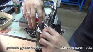 видео Замена рулевой рейки Шевроле