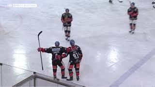 Erste Bank Eishockey Liga, 2. Pick Round: HC TWK Innsbruck - HC Orli Znojmo 3:7 (1:3, 1:2, 1:2)