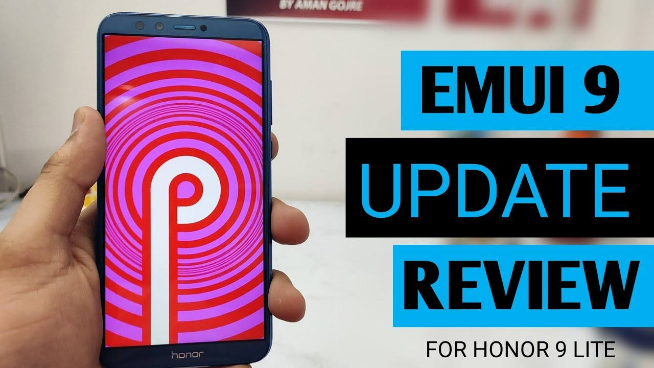 EMUI 9 Android Pie Update Review for Honor 9 lite | TechTalk