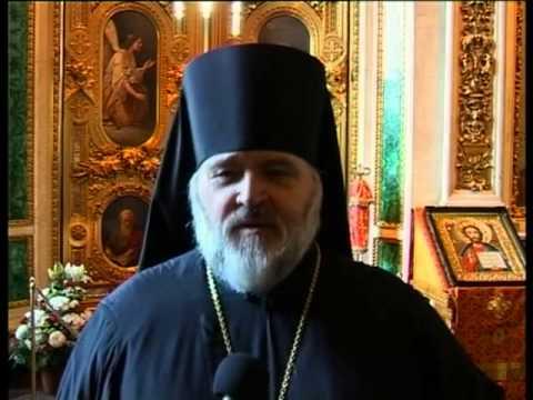 видео: X Всероссийская выставка-ярмарка «Пасхальный праздник». Слово епископа Назария Кронштадтского.