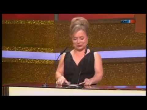 Goldene Henne 2013  Laudatio von ChrisTine Urspruch für Jan Josef Liefers