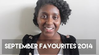 September Favourites 2014 Thumbnail