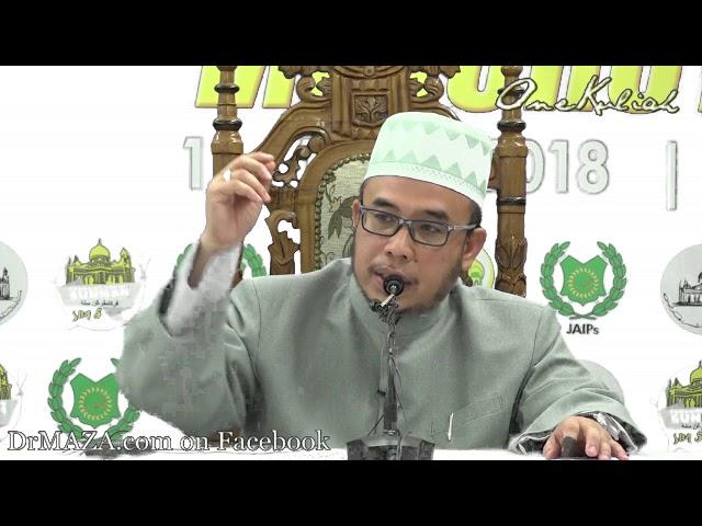 20180512-SS Dato Dr Asri-PS5_Sukarnya Manusia Utk Zuhud Pd Jawatan