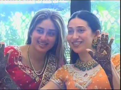 Exclusive Karishma Kapoor Wedding Inside Photos Part 1