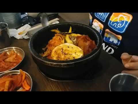 Korean fried chicken thumbnail