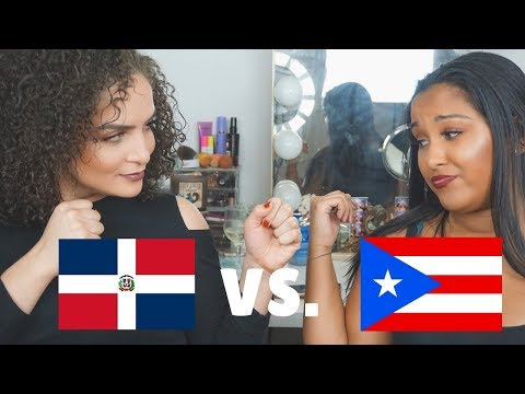 PUERTO RICANS VS. DOMINICANS | Tipsy Chat | Natalia Garcia