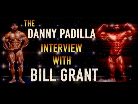 Danny Padilla Interviews Bill Grant! Never Before Seen!