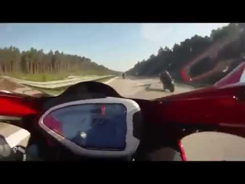 MV Agusta F4-RR Top Speed 330 km/h