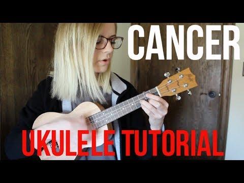 Cancer - twenty one pilots (originally by My Chemical Romance) UKULELE TUTORIAL