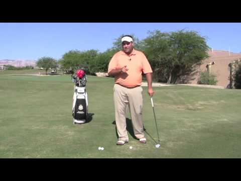 Golf Tips & Lessons - How to Chip From a Bad Lie
