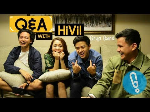 Q&A with HIVI!