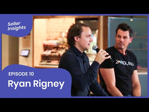 "Amazon ""Seller Insights"" Video Series #10 with Ryan Rigney"