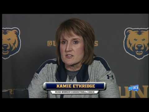 Big Sky Basketball Digital Media Day - Northern Colorado