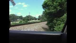 Dangerous Railroad Crossing