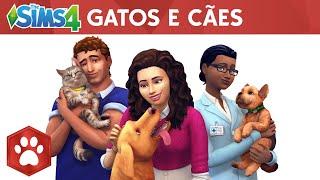 the sims 4 gatos e ces trailer oficial de revelao