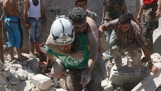 إدلب وريفها.. 80 مدنياً بين قتيل وجريح في أقل من 24 ساعة