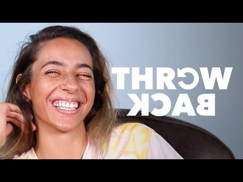 THROWBACK - أسماء العربي شاركات معنااللحظات المهمة و السعيدة من طفوتلها