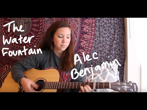 The Water Fountain- Alec Benjamin | Cover by Sydney Marie