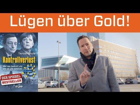 Gold & Silber: Lügen der Finanzindustrie. Goldman Sachs, Deutsche Bank, George Soros u. a.!
