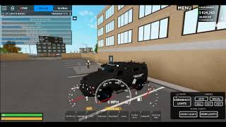 Emergency Response Liberty County Update SWAT PD (ROBLOX)