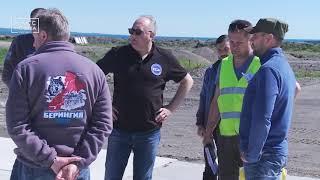 Реконструкция аэропорта в Оссоре | Новости сегодня | Происшествия | Масс Медиа