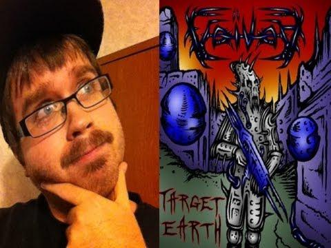 Voivod-Target Earth-Review