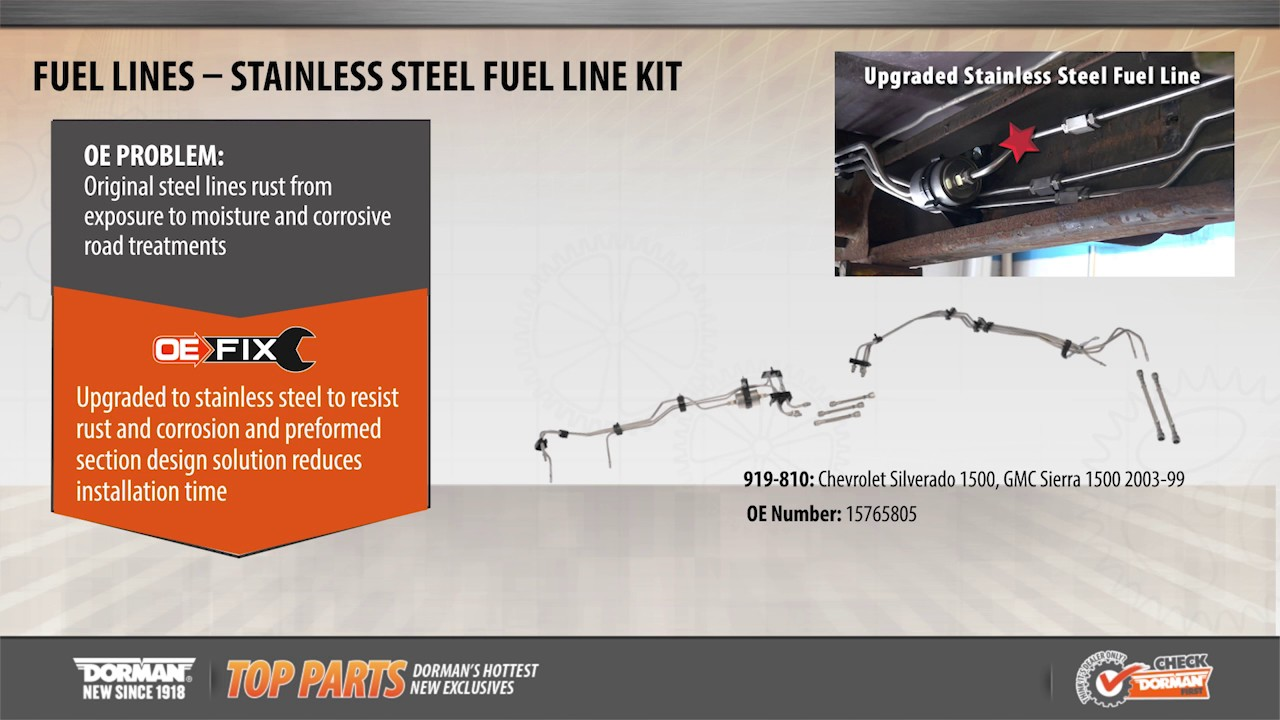 Dorman 919-810 Fuel Line