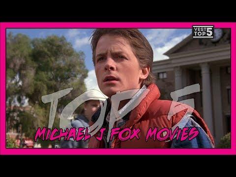 TOP 5 MICHAEL J. FOX MOVIES