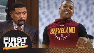 Jalen Rose says Cavaliers will be 'serious problem' when Isaiah Thomas returns | First Take | ESPN