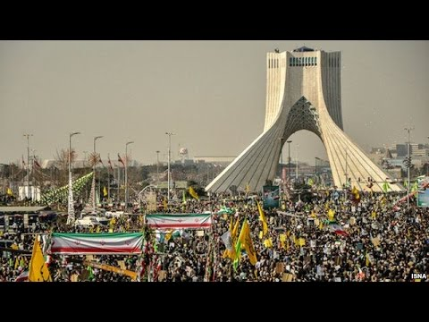 LIVE: Iran celebrates Islamic Revolution anniversary