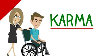 Learn English Words - Karma (Vocabulary Video)