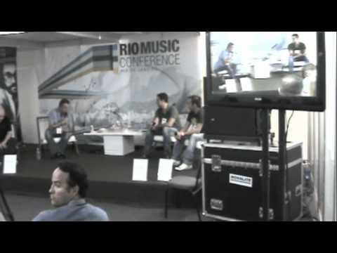 Rio Music Conference 2011  Label & Artist Management Simon Dunmore, João Miguel, DJ Pete Tha Zouk e Rodrigo Vieira