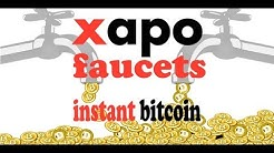How to get free bitcoins to Xapo & Get Instant Payment to Xapo wallet Every second