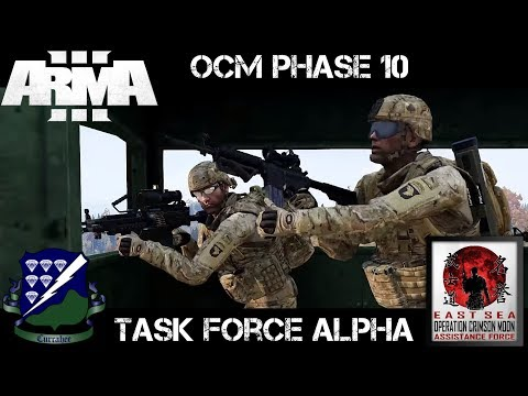 Operation Crimson Moon Phase 10 - Task Force Alpha