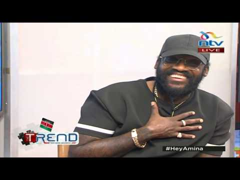 theTrend: Tarrus Riley shares his musical journey and his Mashujaa day performance