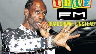 NINJAMAN PERFORMANCE ON IRIE FM ROAD SHOW - LINSTEAD