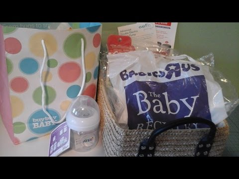 Baby Registry Free Gifts