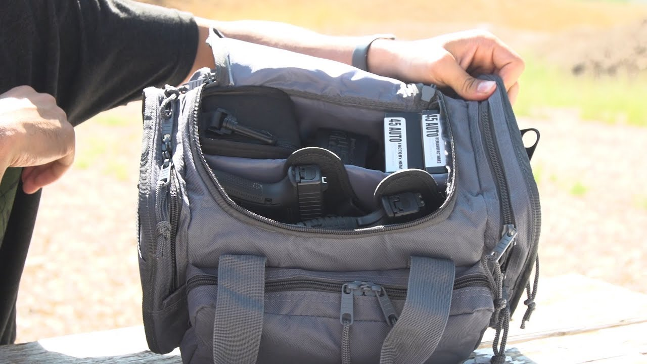 Awesome Light Duty Range Bag Osage River Tactical