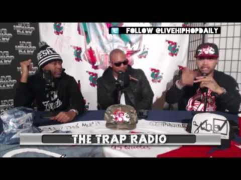 The Trap Radio interview with Legendary R&B group 112