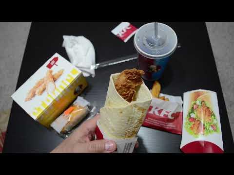 #176: KFC ЛАНЧБОКС 5 ЗА 250! ВКУСНО ЛИ?