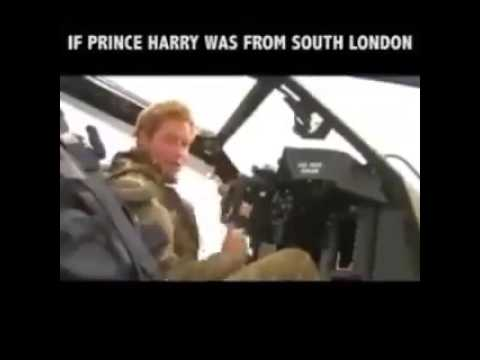If prince Harry was from South London