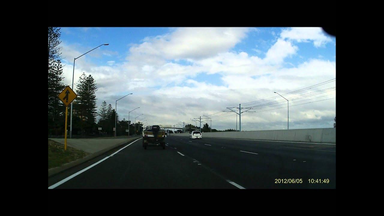 Kwinana Freeway speed camera 2012-May-06