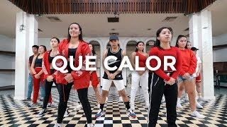 Que Calor - Major Lazer feat. J Balvin & El Alfa (Dance Video) | @besperon Choreography