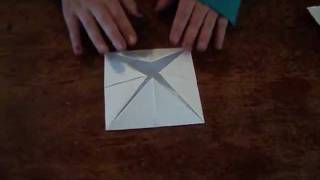 How to make a Origami Fortune Teller. Step By Step