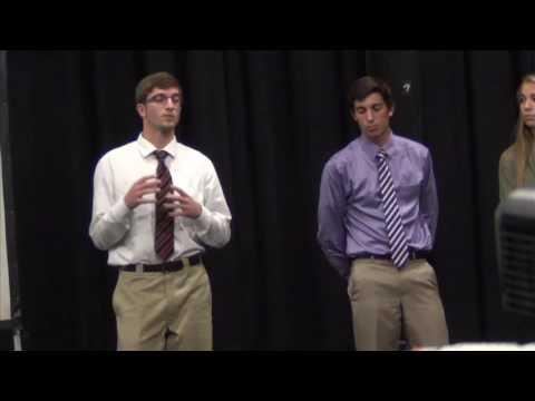Presidential Leadership Institute, Final Presentations: Lubbock Christian School