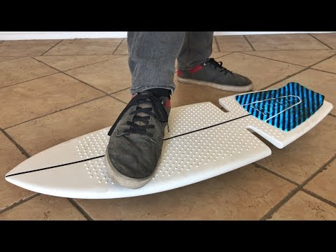 WEIRD SURF HOVERBOARD?!!