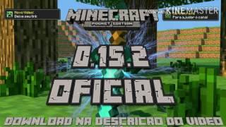 Download: Minecraft v0.15.2 Oficial!!  (Download na Descrição do Video)