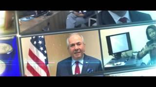 Video Wall | URBE University Opening